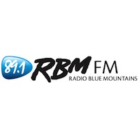 Radio Blue Mountains logo
