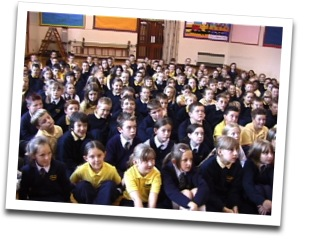 Limavady Central PS Kids
