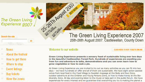 Green Living Experience