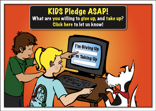 Kids Pledge Image