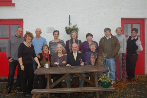 Baglady's Farewell at Ballyeamon Barn, Cushendall