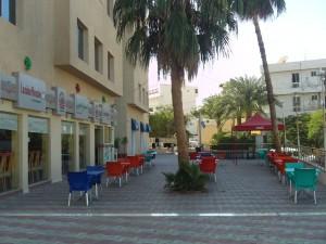 empty plastic Aqaba