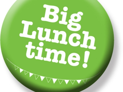 Big Lunch Badge